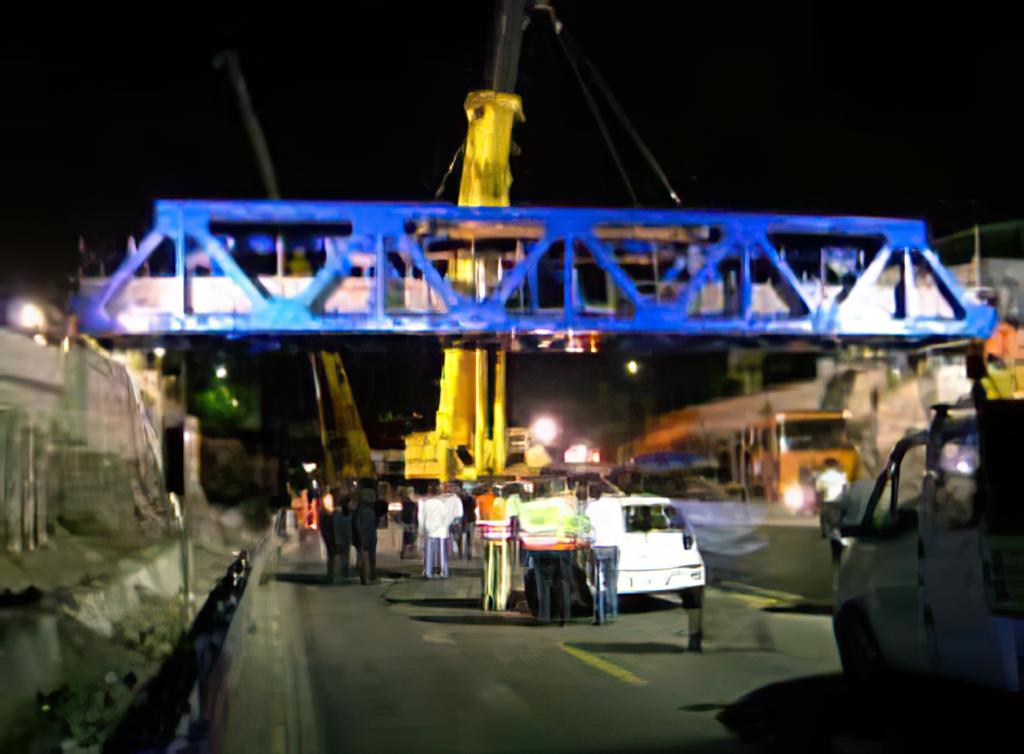 Progettazione delle strutture in c.A., in c.A.P. Ed in acciaio afferenti i lavori per l'ampliamento della terza corsia della Napoli – Salerno (lotto 19-22)