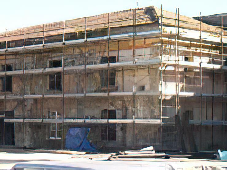 Ristrutturazione del complesso denominato ex ipai in via san Pasquale a Benevento da destinare ad alloggi per studenti universitari