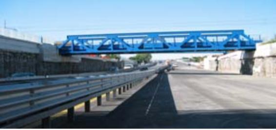 Lavori di ammodernamento ed adeguamento della sede autostradale e relativi svincoli. Ampliamento a tre corsie tra i km 19+269 e km 22+400 (incarichi 34414 –34893)