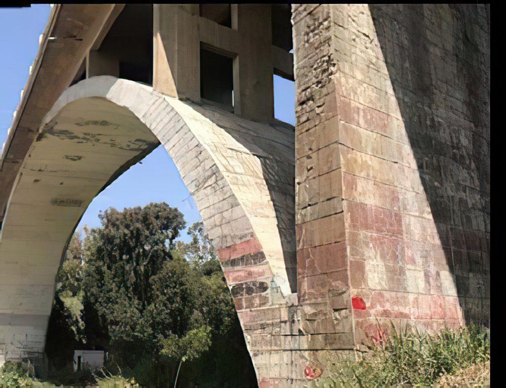 Manutenzione straordinaria per il risanamento del viadotto spinola sulla s.S. 115
