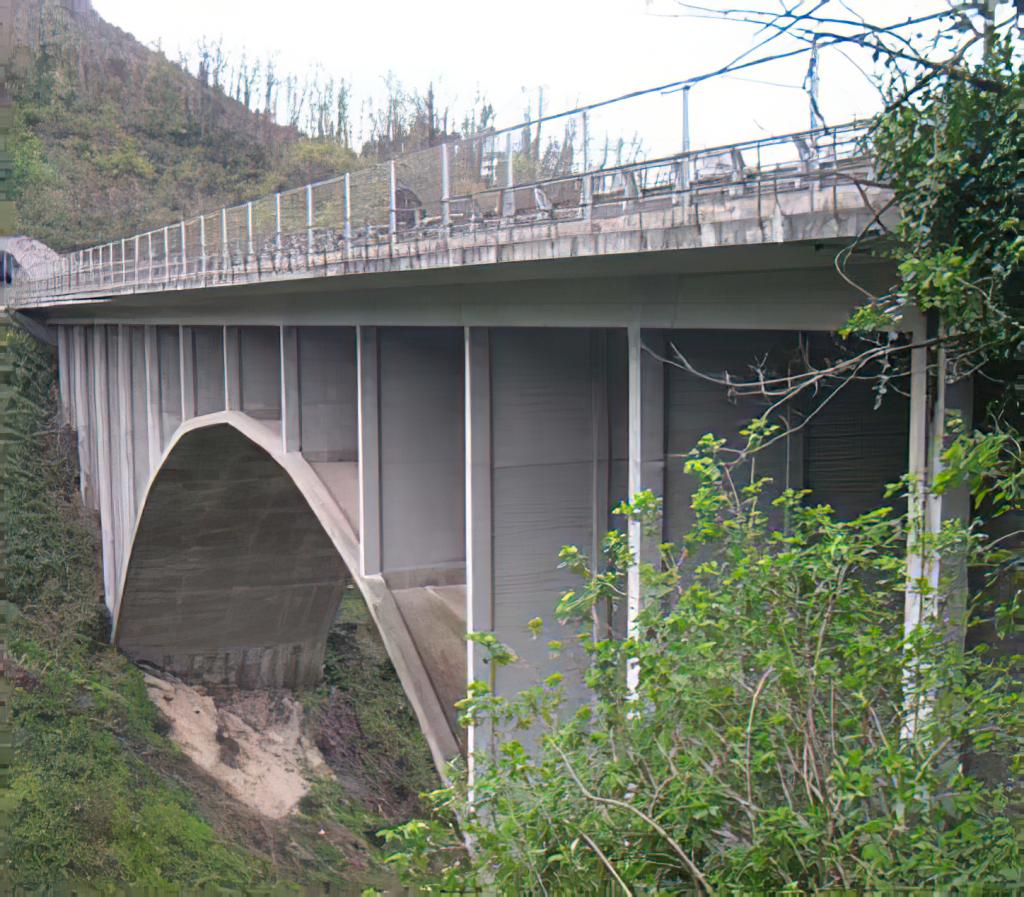 Valutazione della vulnerabilita' sismica di 83 opere d'arte ubicate sull'autostrada a3 nella tratta napoli-salerno