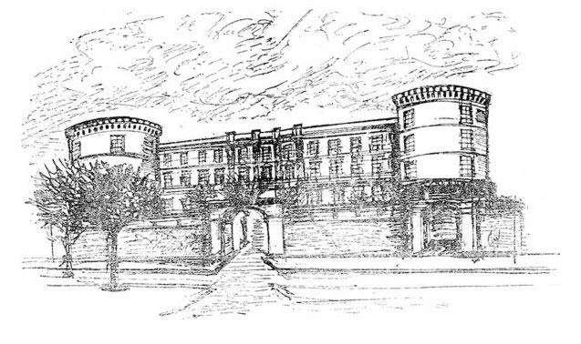 Adeguamento funzionale degli impianti esistenti nell'edificio ex caserma garibaldi sede degli uffici del giudice di pace di Napoli
