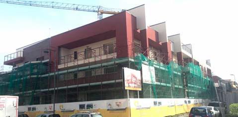 Nuovo fabbricato per civile abitazione da realizzarsi nel comune di Caivano (na)