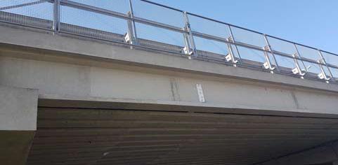 Interventi urgenti per la riparazione locale del viadotto di via Wenner sulla tangenziale di Salerno