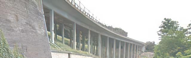 Verifiche di sicurezza del viadotto Vietri sull'autostrada a3